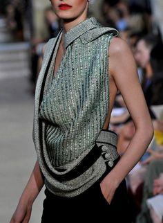 knitted runway fashion ♥✤ | Keep the Glamour | BeStayBeautiful