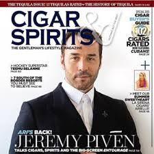 jeremy piven and cigar and spirits magazine Jeremy Piven, Yacht Cruises, Cigars, Spirit, Events, Magazine, Cigar, Magazines, Smoking