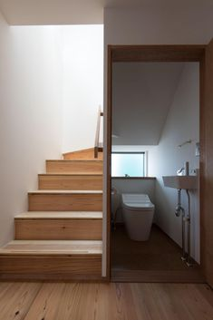 Bathrooms Design Under the Stairs the space under the stairs is converted into storage space in the form of a bookcase or cupboard to store various items at home. design Bathrooms Design Under the Stairs Small Bathroom Interior, Bathroom Design Small, Bathroom Layout, Small Bathrooms, Home Stairs Design, House Design, Bathroom Under Stairs, Toilet Under Stairs, Small Toilet Room