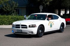 CHP Dodge Charger