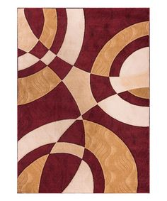 Red Pike Rug