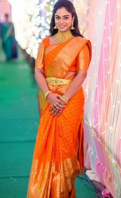 Indian Groom Wear, South Indian Bride, Indian Bridal, Saree Jacket Designs, Lehenga Designs, Bridal Silk Saree, Bridal Lehenga, Wedding Sarees, Indian Wedding Outfits