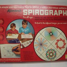 Loved my Spirograph