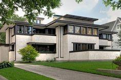 Oscar B. Balch House ~ FLW house