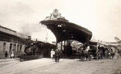Antigua estacion de El empalme, Coquimbo