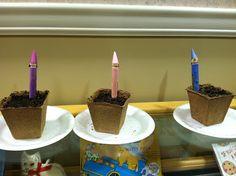 Garden gnome & flowerpot kids craft