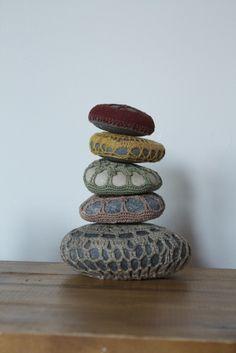 Stones from Resurrection Fern