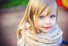 Anna Pavaga shared by Sleepwalker on We Heart It Stunning Girls, Beautiful Family, Beautiful Children, Cute Kids, Cute Babies, We Heart It, Anna Pavaga, Pretty Little Girls, Beauty Awards