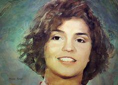 Leila Diniz / Digital art  by Rosane Farias https://www.facebook.com/Digital-Art-233512313519943/?pnref=story