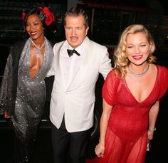 Pin for Later: Naomi Campbell Manages to Upstage Kate Moss