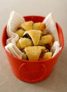 Rugelach Recipe from Dorie Greenspan's Baking: From My Home to Yours