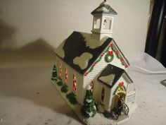 "St Nicholas Square Village "" Country Church "" 