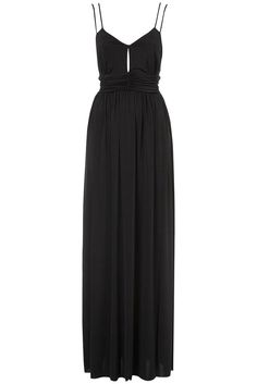 Topshop Slinky Triangle Maxi Dress ($92)