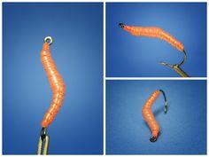 Re-Vladi Worm - Curtis Fry, Fly Tying Tutorial