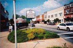 Murphy NC Map | historic downtown murphy north carolina murphy the county seat ...
