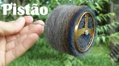 "Tutorial ""How to build stirling engine steel wool displacer piston"""