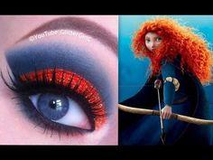 Nails Disney Princess Makeup Artists 38 New Ideas Disney Eye Makeup, Disney Inspired Makeup, Disney Princess Makeup, Makeup Eye Looks, Eye Makeup Art, No Eyeliner Makeup, Creative Eye Makeup, Colorful Eye Makeup, Pink Lips Makeup