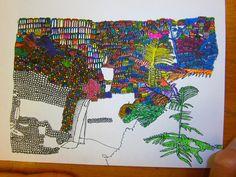 Work in progress, Michael Lymbery, 2013