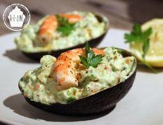 Q-e-zine: Salade gourmande avocat crevette
