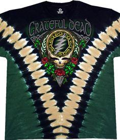 25d95575 12 Best Grateful Dead T-Shirts images | Grateful Dead, Tie dye t ...