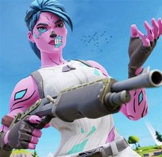 Pink Ghoul Trooper Wallpapers - Top Free Pink Ghoul 4k Gaming Wallpaper, Game Wallpaper Iphone, Best Gaming Wallpapers, Cartoon Wallpaper, Gaming Profile Pictures, Best Profile Pictures, Image Youtube, Bape Wallpapers, Raiders Wallpaper