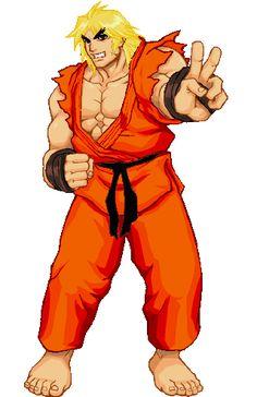 street fighter da ki ken in pkk lı olduğu gerçeği Ken Street Fighter, Street Fighter Characters, Ryu Ken, Marijuana Art, Thundercats, Gi Joe, Muay Thai, Spiders, Game Character
