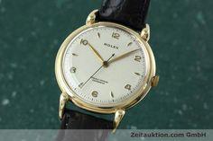 Rolex 9k Gold Handaufzug Kal. 710 VINTAGE  | 152417
