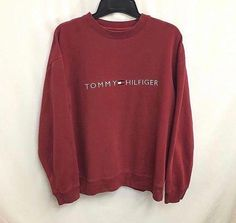 3e58c307f3ce street fashion really are gorgeous Image# 4527 #streetfashion Tommy  Hilfiger Hoodie, Red Tommy
