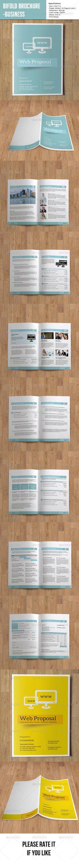 Bifold Template-Web Proposal  —  PSD Template • Download ➝…