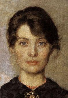 Marie Krøyer by Peder Severin Krøyer