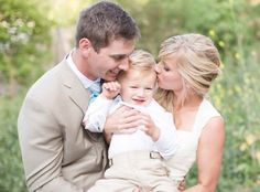 Heather Morris and Family