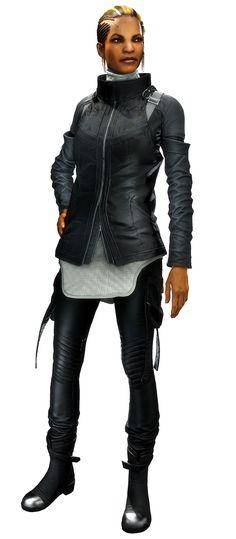 Alex Vega - Characters & Art - Deus Ex: Mankind Divided