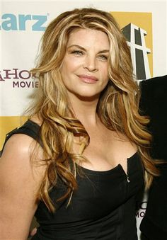 Kirstie Alley | I'm trying to find a picture of Kirstie's lemurs.