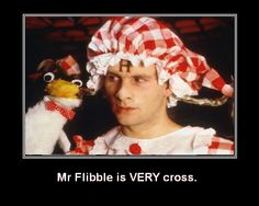 Red Dwarf - Mr Flibble by DoctorWhoOne.deviantart.com on @deviantART