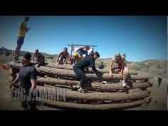 "TOUGH MUDDER SoCal Feb 2012 Vail Lake CA - HD - GoPro Hero2. ♦ Pinner comment: ""Watching this inspires me and reminds me of what I want to be able to do in my lifetime."" ♦"