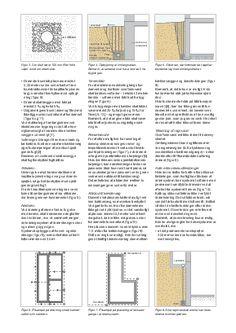 Omfangsdræn  – ved enfamiliehuse og småhuse - side 2