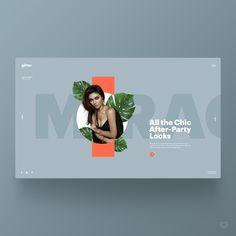 """Mi piace"": 1,850, commenti: 7 - Web Design Inspiration (UI/UX) (@welovewebdesign) su Instagram: ""by Hrvoje Grubisic @ihrvoje Follow us @welovewebdesign - Link: https://dribbble.com/shots/4155994 -…"""