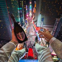 On top of the world & a little Dom Pérignon by @Jacob Photographer Jacob Riglin, a.k.a. @Jacob, travels all over the world capturing inspiring cityscapes and unique perspectives on natural phenomena sent ripples through the Instagram community and attracted over a hundred thousand followers in less than twelve months, he is a leader of the new generation of emerging millennial photographers, unrestricted by the rules and opinion of the older generation. Read more…