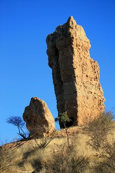 Rock Finger - Namibia