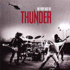Thunder - The Official Site - CDs
