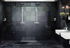 Een dubbele douche: dubbel zoveel genot