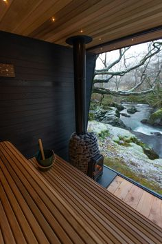 Outdoor Sauna, Indoor Outdoor, Outdoor Living, Sauna House, Sauna Room, Modern Saunas, Dublin House, Cedar Cladding, Sauna Design