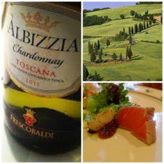 New entry...#MARCHESIDEFRESCOBALDI #ALBIZZIA #TOSCANA  https://www.initalyfood.com/albizzia-chardonnay-igt-toscana
