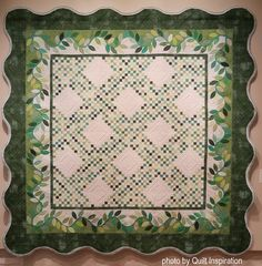 Quilt Inspiration: St. Patrick's Day and Celtic Quilts