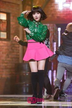 Korean Beauty, Asian Beauty, T Ara Eunjung, Soyeon, Kpop Fashion, Punk, Cosplay, Celebrities, Pretty