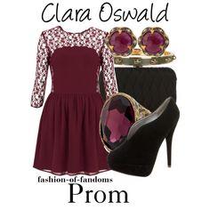 Clara Oswald by fofandoms on Polyvore
