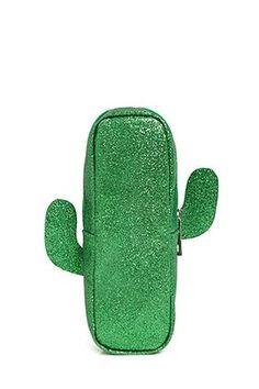 Cosmetiquera Cactus Diamantina