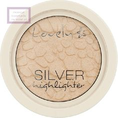lovely highlighter - silver