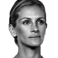 Julia Roberts by Andrew Zuckerman Julia Roberts, Atlanta, Andrew Zuckerman, Georgia, Draw On Photos, Katie Holmes, Hollywood Star, Hazel Eyes, Oscar
