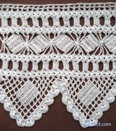 """MyPicot HOME WORK Free Pattern h014.pdf (Downloaded - SLT)  Crochet patterns from """"HOME WORK"""", ROSE PUBLISHING CO. (LTD.), 1881 """"Bedford Lace No. 89"""""""